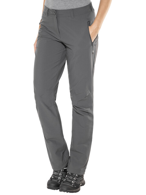 Schöffel Engadin - Pantalon long Femme - regular gris